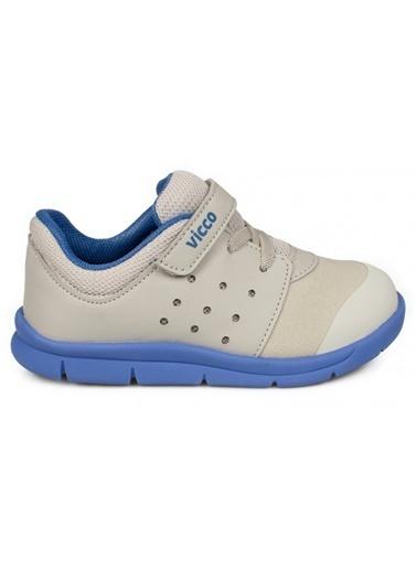 Vicco Bebek Ayakkabısı Gri